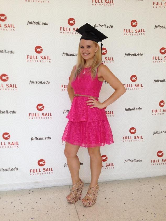 Graduation Day: The Dream Dress!