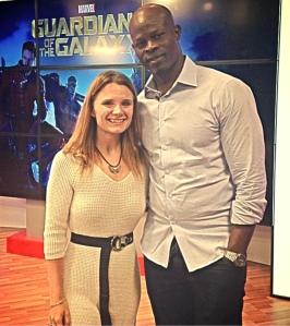 Djimon Hounsou!