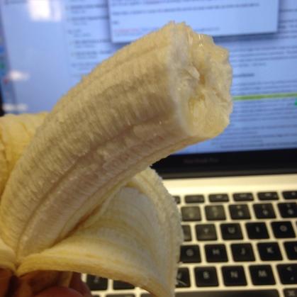 Banana for energy!
