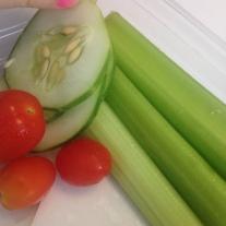 Veggie tray!